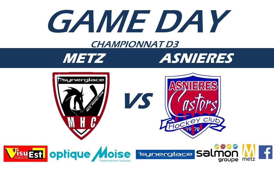 Lions de Compiegne vs Metz Hockey Club